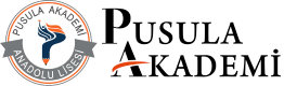 Pusula Akademi Koleji Anadolu Lisesi Logo